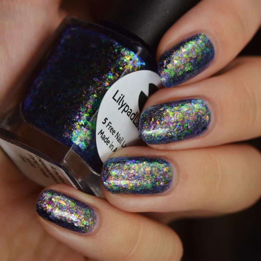 swatch lilypad ancient iridescence 2