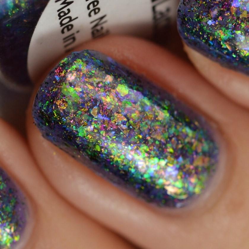 swatch lilypad ancient iridescence 6