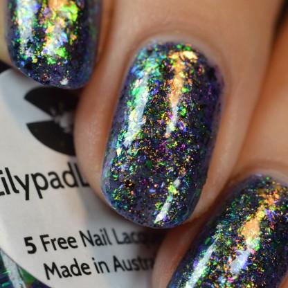 swatch lilypad ancient iridescence 8