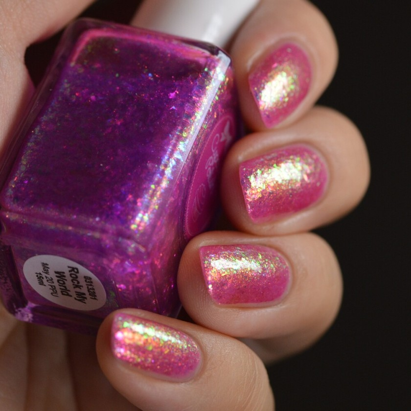 swatch cupcake rock my world 4