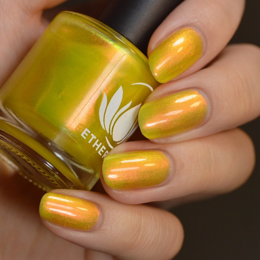 swatch ethereal banana 2