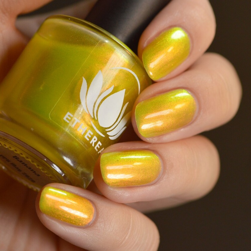 swatch ethereal banana 3