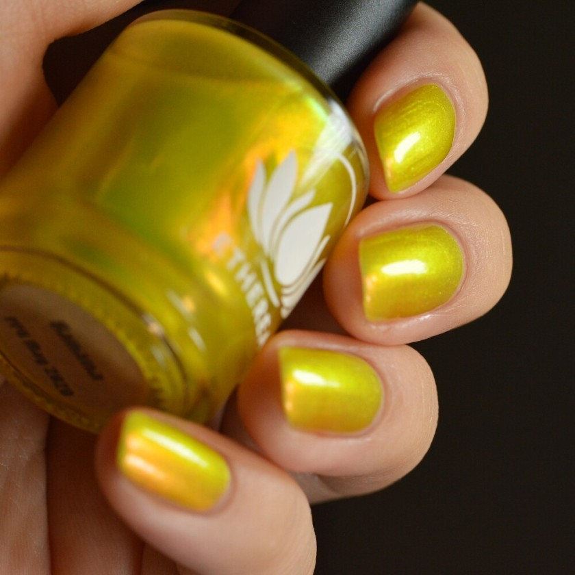 swatch ethereal banana 4