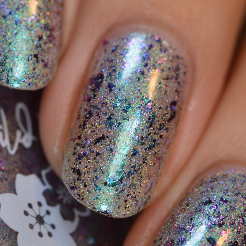 swatch nailed it cosmic cocoa 5