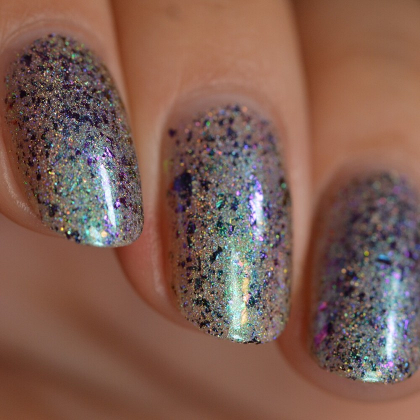 swatch nailed it cosmic cocoa 7