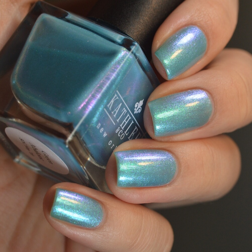 swatch kathleen&co green abalone 3
