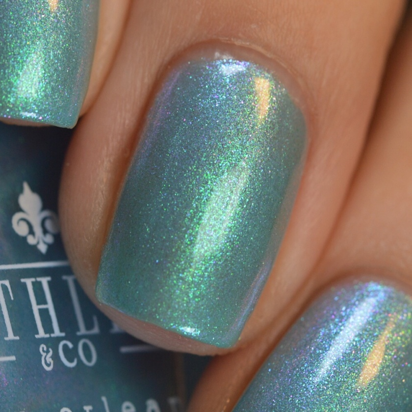 swatch kathleen&co green abalone 6