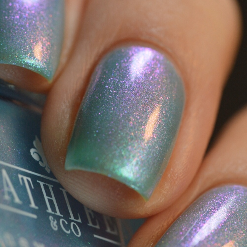 swatch kathleen&co green abalone 7
