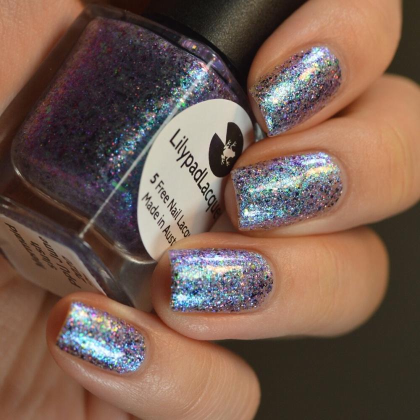 swatch lilypad mermaid slush 3