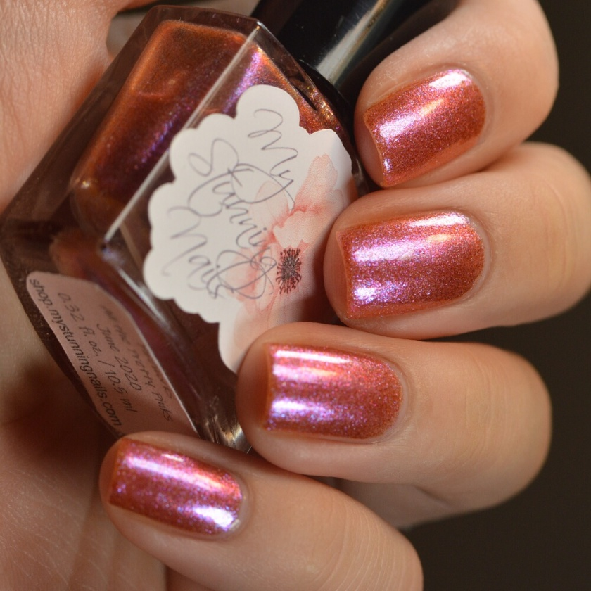 swatch my stunning nails fireworks 3