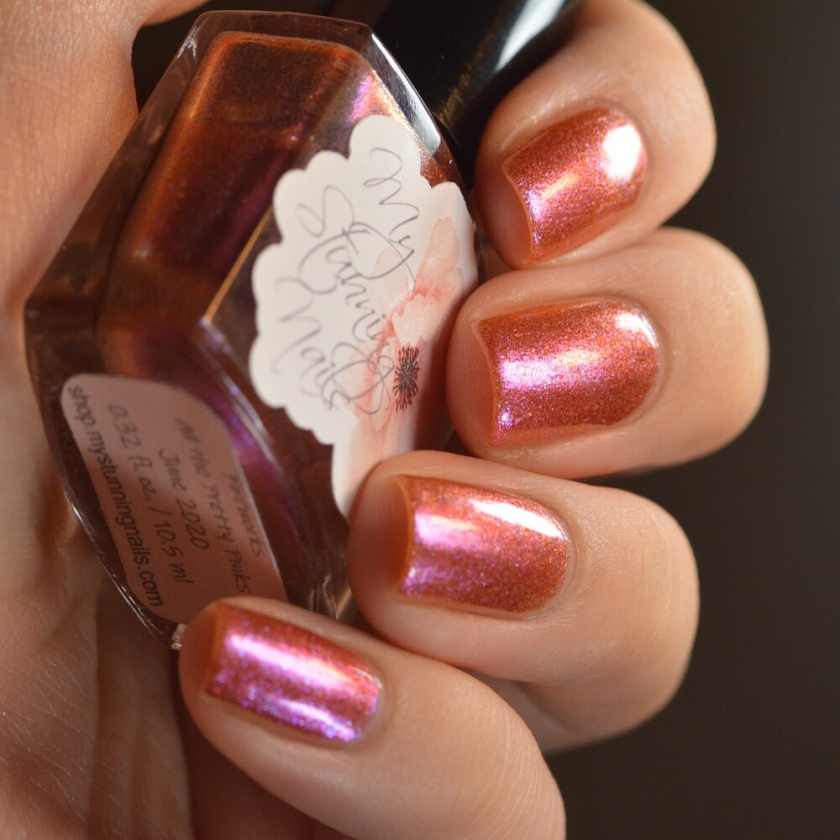 swatch my stunning nails fireworks 4