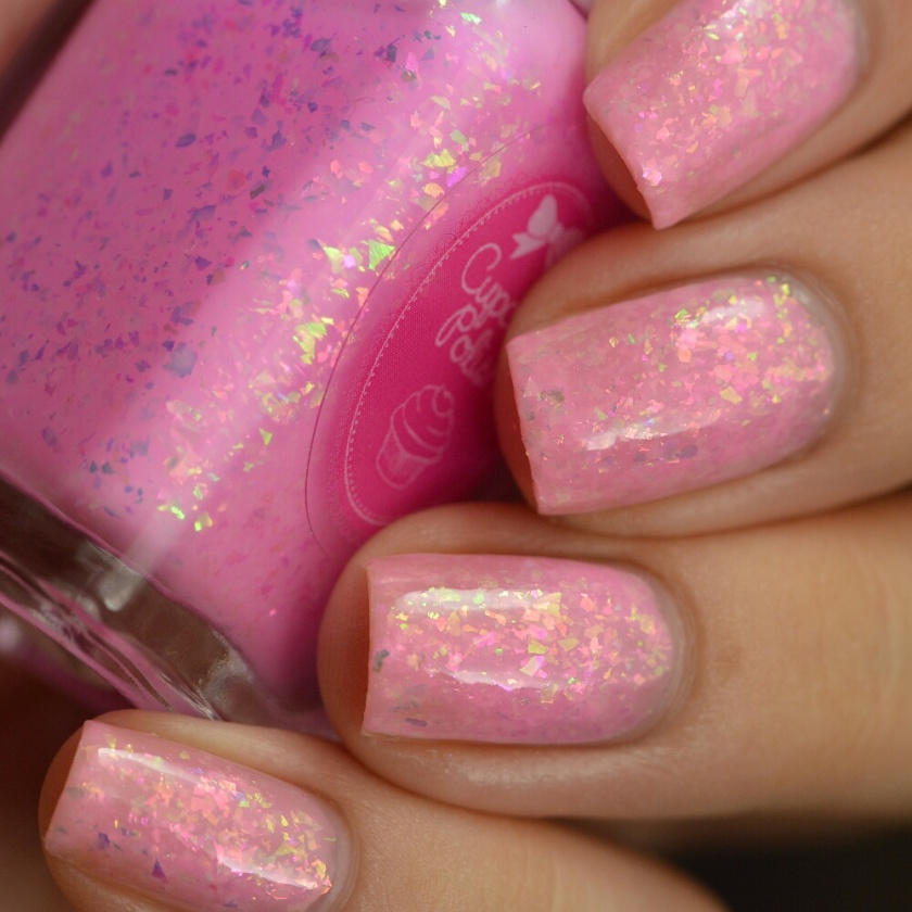swatch cupcake 7th heaven 8