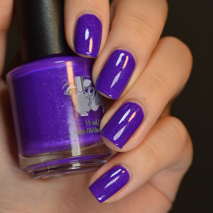 swatch flirtin' purple calibrachoa 1