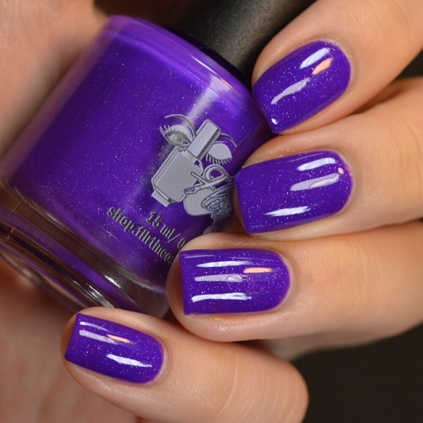 swatch flirtin' purple calibrachoa 2