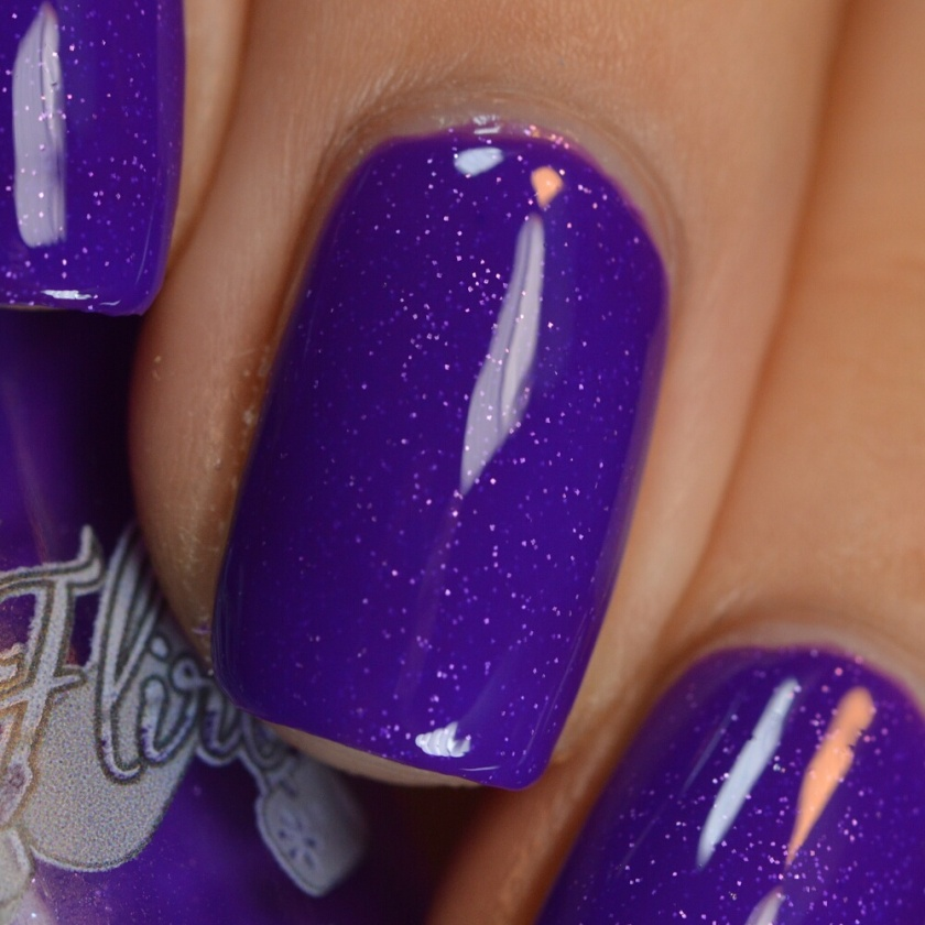swatch flirtin' purple calibrachoa 5