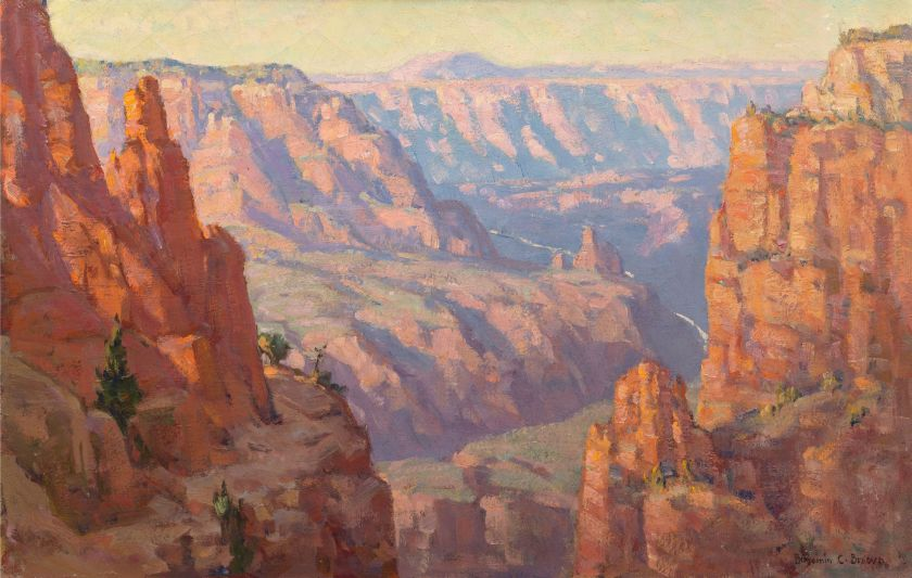 Benjamin C Brown Grand Canyon