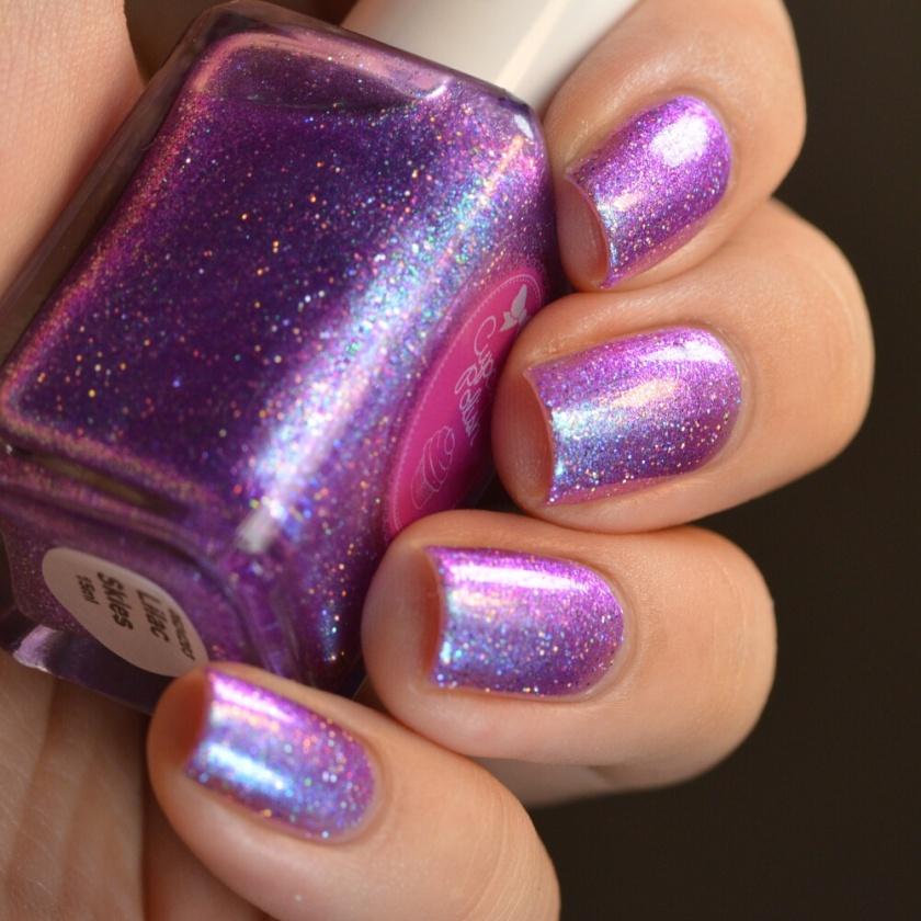 swatch cupcake lilac skies 4