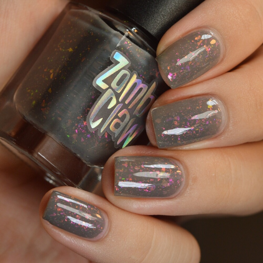 swatch zombie claw lion fell in love 2