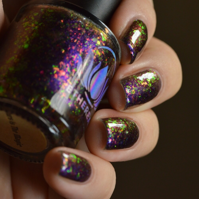 swatch ethereal ours is the magic 4