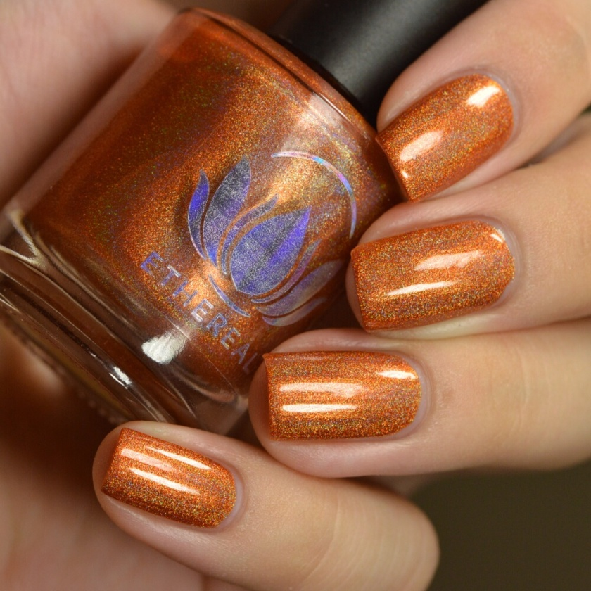 swatch ethereal pumpkin spice 2