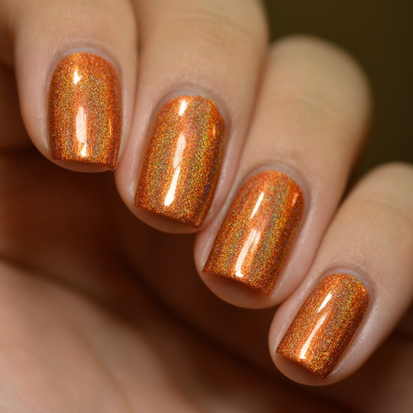 swatch ethereal pumpkin spice 5