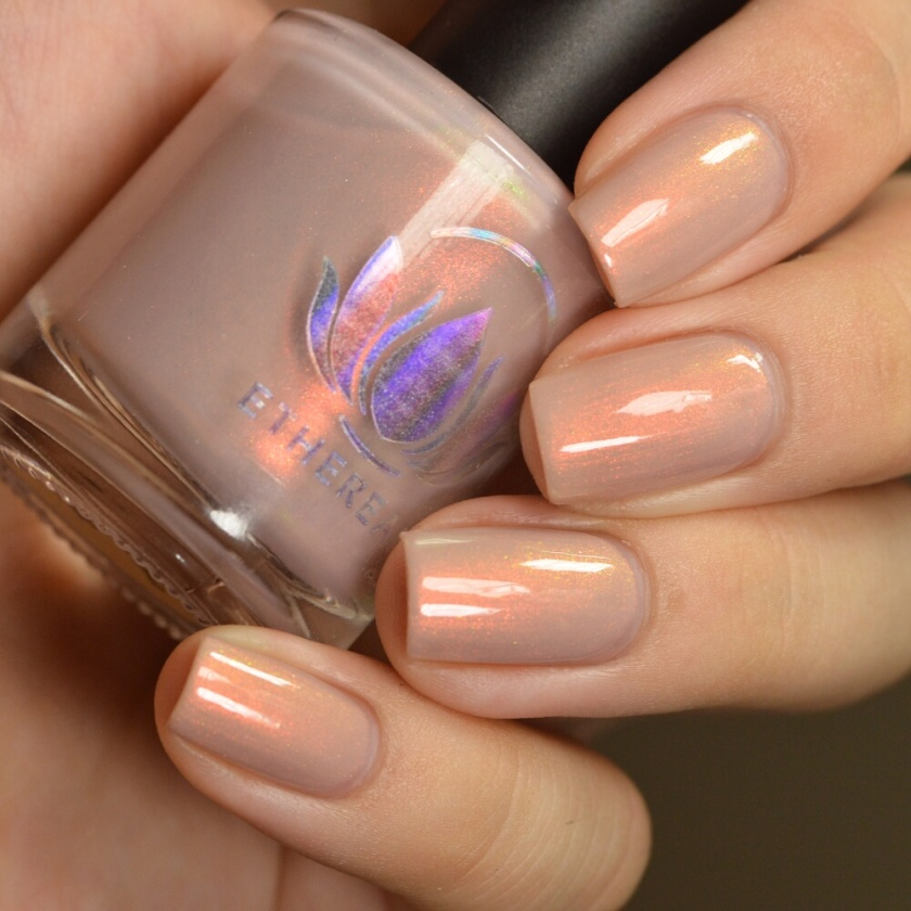 swatch ethereal vanilla chai latte 2