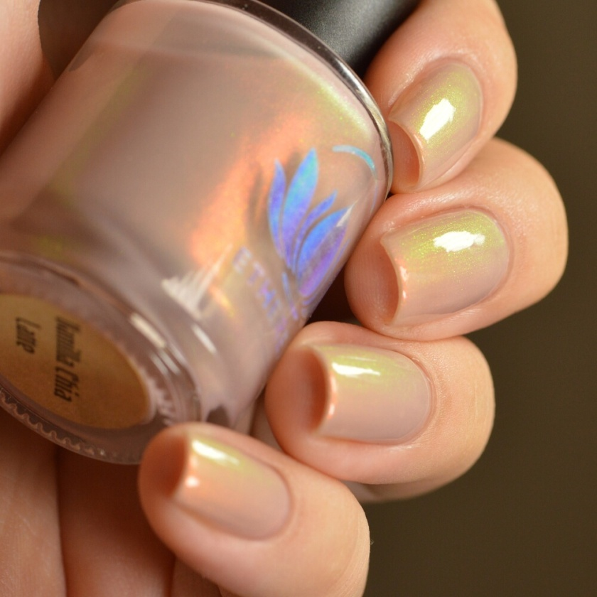 swatch ethereal vanilla chai latte 4