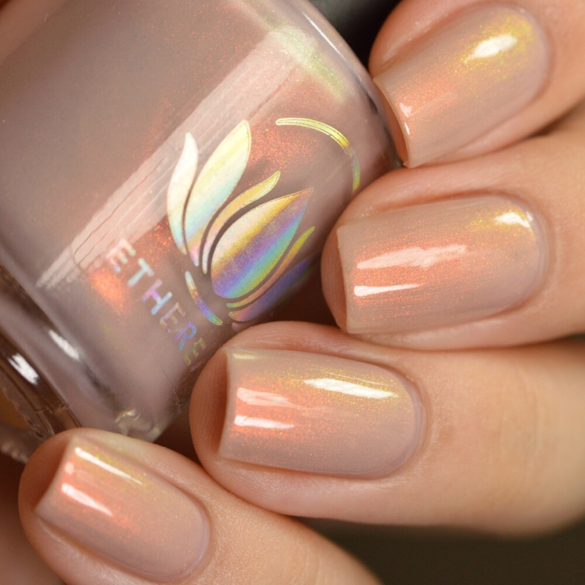swatch ethereal vanilla chai latte 5