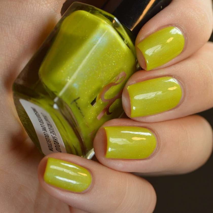 swatch ff chartreuse shroud 3