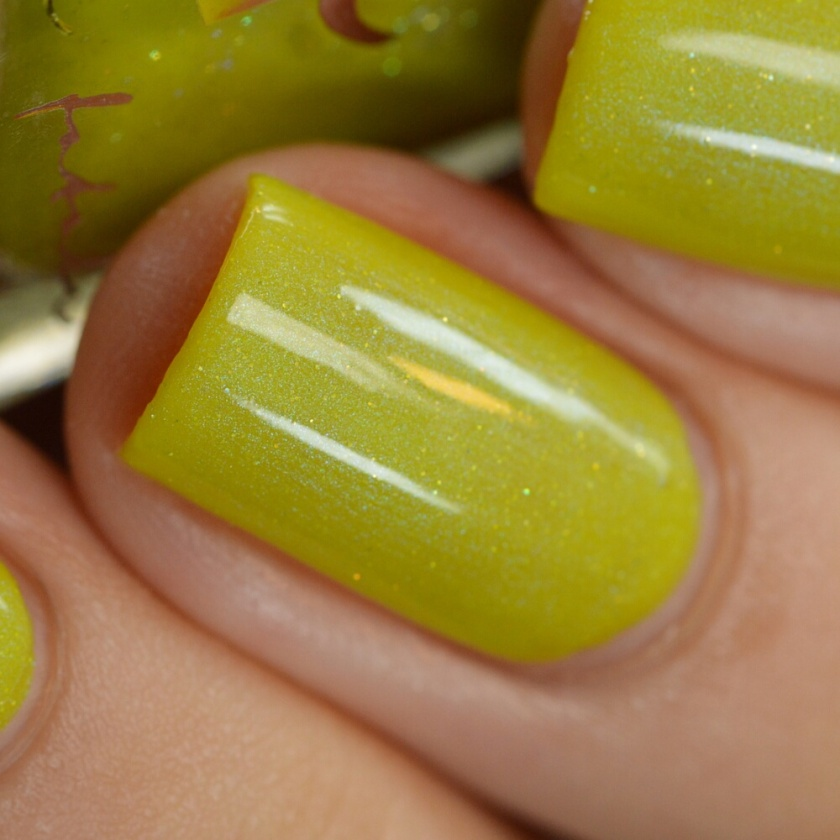 swatch ff chartreuse shroud 5