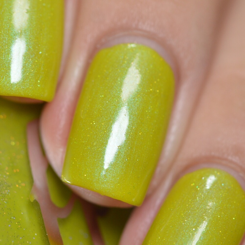 swatch ff chartreuse shroud 6