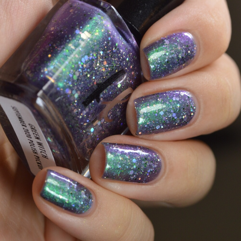 swatch ff green witch 3