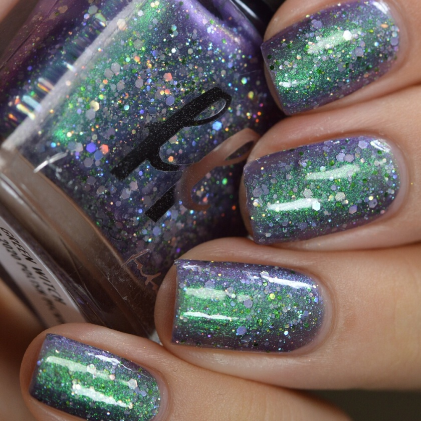swatch ff green witch 5