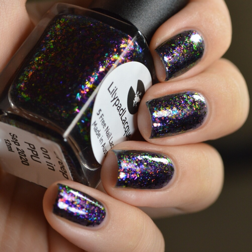 swatch lilypad creep on in 3
