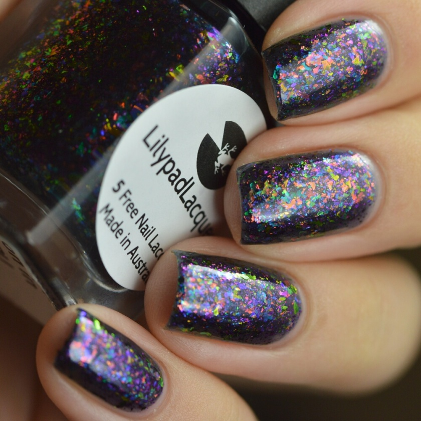 swatch lilypad creep on in 4