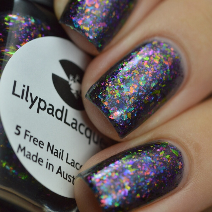 swatch lilypad creep on in 5