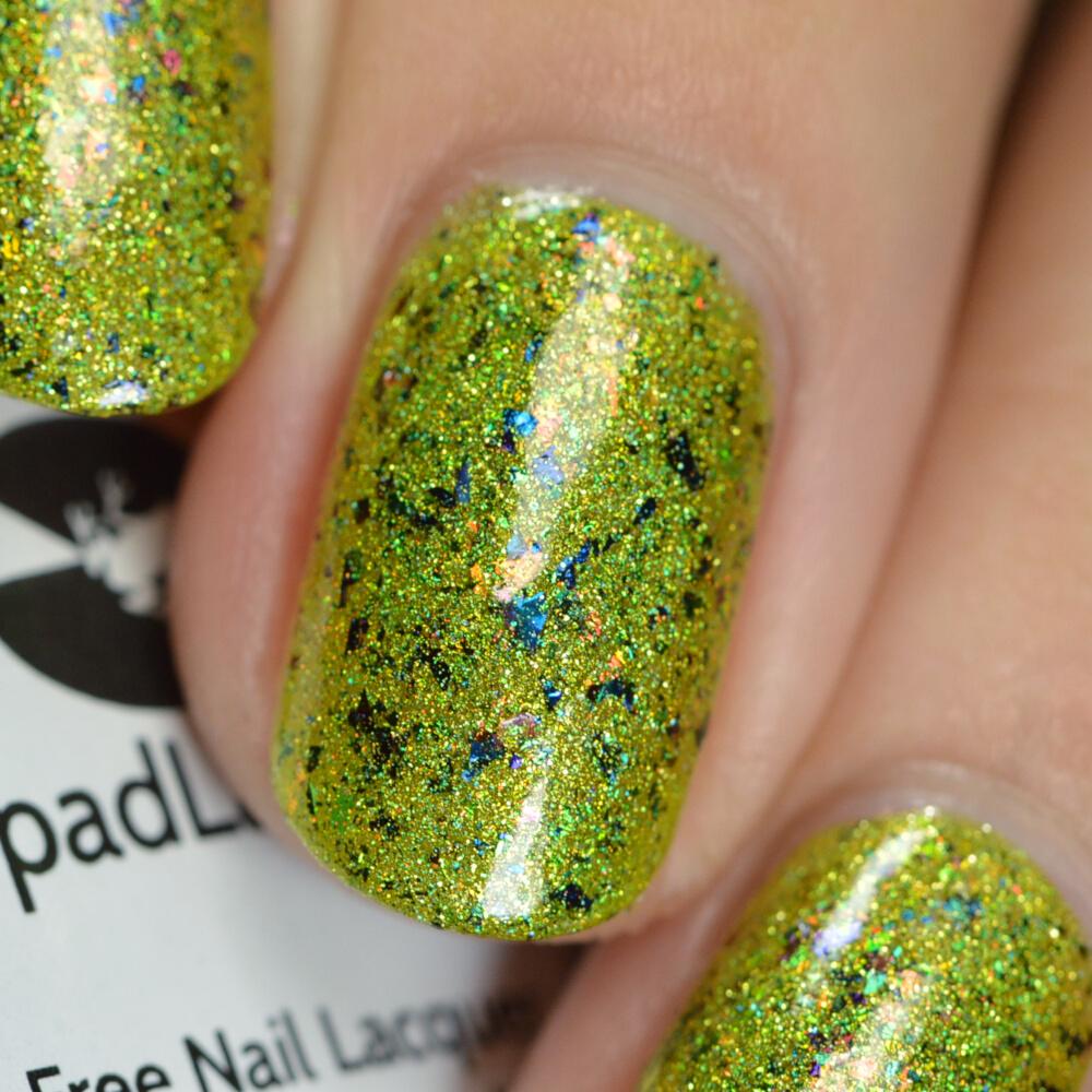 swatch lilypad gracefully glam 4