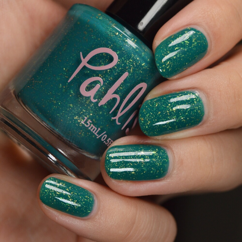 swatch pahlish nausicaa 2