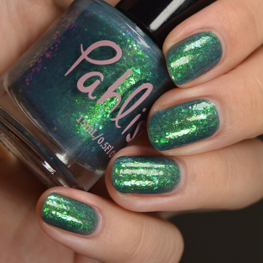 swatch pahlish spirit of the forest 2