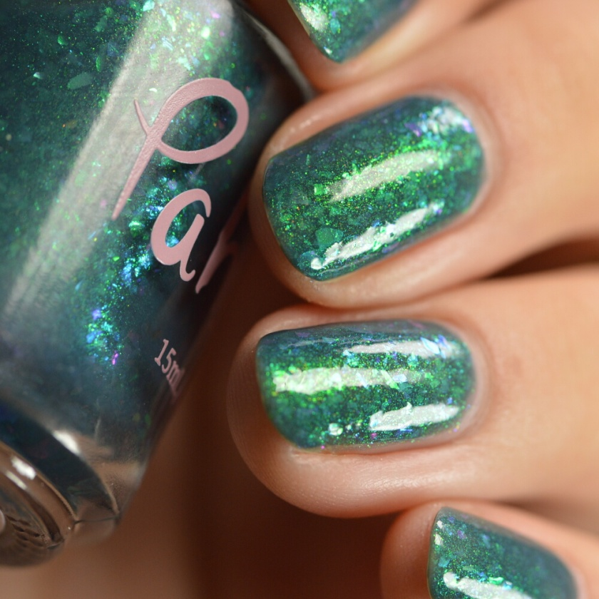 swatch pahlish spirit of the forest 4