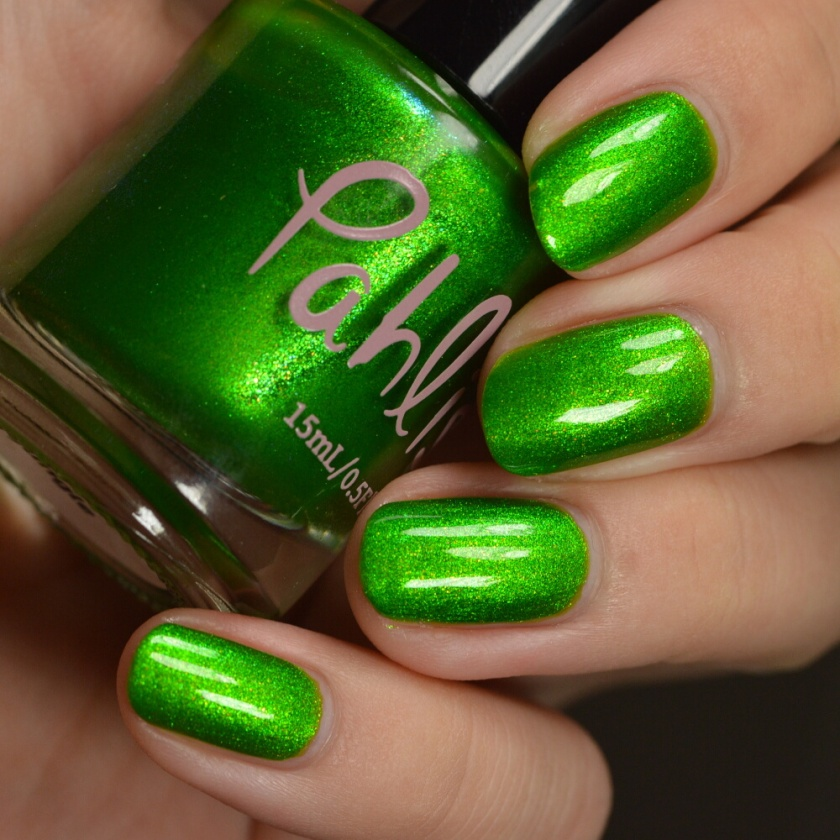 swatch pahlish toxic jungle 2