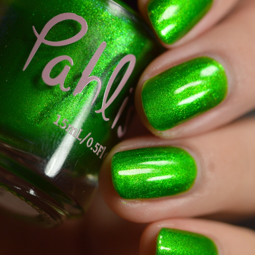 swatch pahlish toxic jungle 4