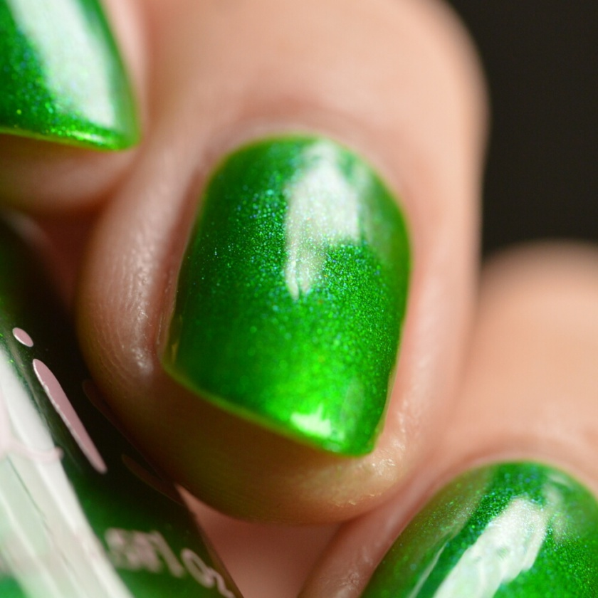 swatch pahlish toxic jungle 7