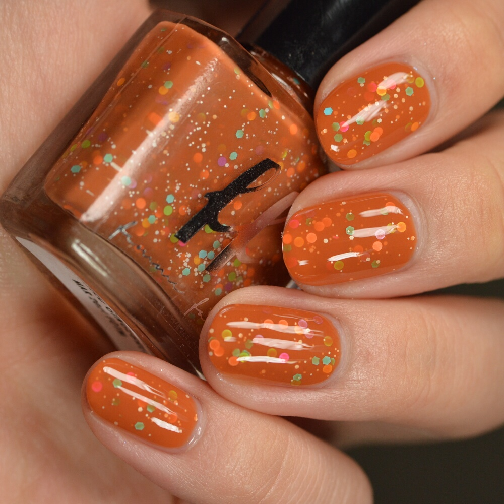 swatch ff frosted gingerbread 2