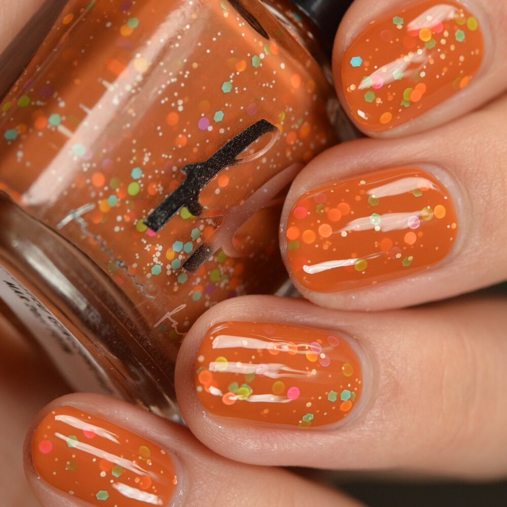swatch ff frosted gingerbread 3